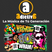 Logo of radio station Adictiva