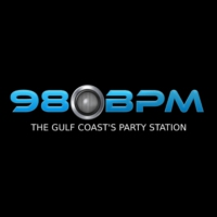 Logo of radio station 98bpm Radio - Destin's Pure Dance Station