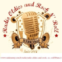 Logo de la radio Radio oldies and rock 'n' roll