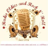 Logo of radio station Radio oldies and rock 'n' roll