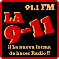 Logo de la radio La 9-11 Radio