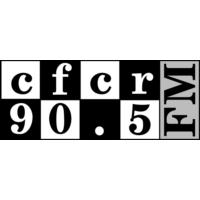 Logo of radio station CFCR 90.5 FM