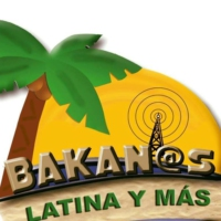 Logo of radio station Bakanos FM
