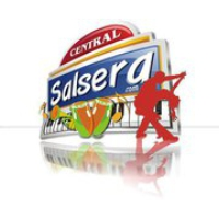 Logo of radio station Central Salsera