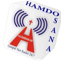 Logo de la radio Baptist hamdosana Radio