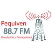 Logo of radio station Revolución y Petroquímica  88.7 FM Maracaibo