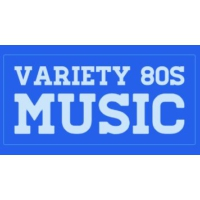 Logo of radio station Variety 80s Music