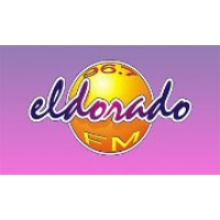Logo of radio station Rádio Eldorado 96.7 FM