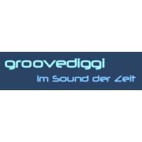 Logo of radio station Laut FM Groove Diggi