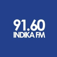 Logo of radio station Indika 91.60 FM