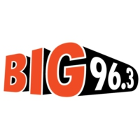 Logo of radio station CFMK 96.3 Big FM