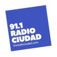 Logo de la radio Radio Ciudad FM 91.1