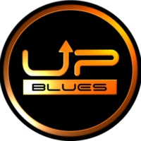 Logo de la radio UP Blues