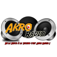 Logo of radio station Akro Radio