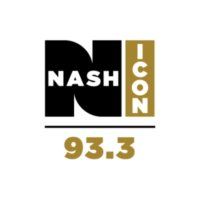Logo of radio station WWFF 93.3 NASH ICON