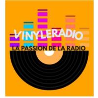 Logo de la radio VINYLERADIO