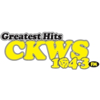 Logo of radio station CKWS