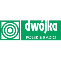 Logo of radio station Dwójka PR