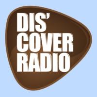 Logo de la radio Dis' Cover Radio