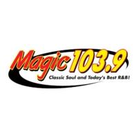 Logo of radio station WTYB Magic 103.9