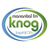 Logo of radio station KNOG Manantial 89.3