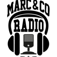 Logo of radio station Marc&Co radio