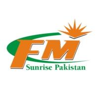 Logo de la radio FM Sunrise 95 Jhelum