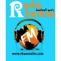 Logo of radio station RADIO RHAMNA FM
