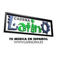 Logo de la radio Latinos FM 107.9