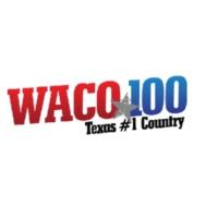 Logo of radio station WACO 100