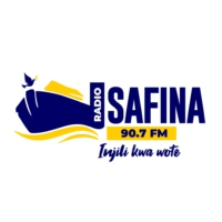 Logo of radio station RADIO SAFINA