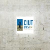 Logo of radio station CIUT Univ. Of Toronto 89.5 FM