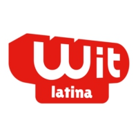 Logo of radio station Wit Latina