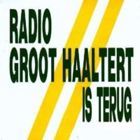 Logo of radio station Radio Groot Haaltert
