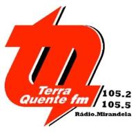 Logo of radio station Rádio Terra Quente FM