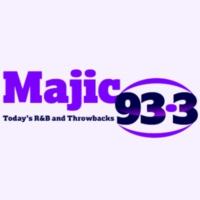 Logo de la radio KMJI Majic 93.3