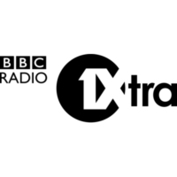 Logo of radio station BBC Radio 1xtra