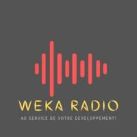 Logo of radio station WEKA RADIO