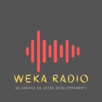 Logo of radio station WEKA RADIO