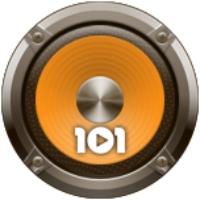 Logo of radio station 101.ru - Фабрика Звезд