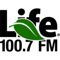 Logo of radio station CIAY-FM Life 100.7