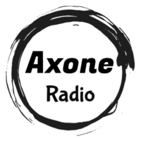 Logo of radio station Axone radio