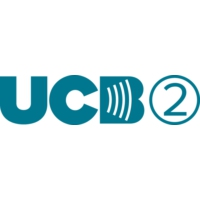 Logo of radio station UCB 2
