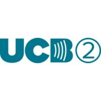 Logo of radio station UCB 2