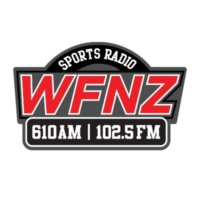 Logo of radio station WFNZ 610 AM
