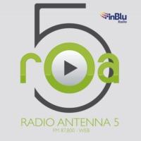 Logo of radio station Radio Antenna 5