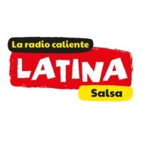 Logo de la radio Latina Salsa