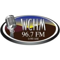 Logo of radio station WCHM NewsTalk 96.7FM