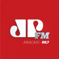 Logo of radio station Jovem Pan Aracaju