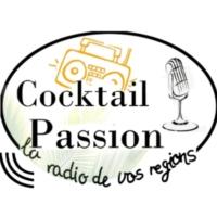 Logo de la radio Cocktail Passion